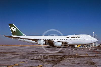 B747 00059 Boeing 747 Air Atlanta TF-ATD July 2002 via African Aviation Slide Service