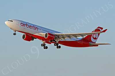 A330P 00004 Airbus A330 Air Berlin Airline D-ALPI by Tim Wagenknecht
