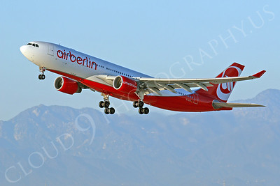 A330P 00002 Airbus A330 Air Berlin Airline D-ALPI by Tim Wagenknecht
