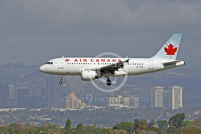 A320 00064 Airbus A320 Air Canada Airline C-FYJB by Peter J Mancus