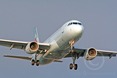 Airbus A320 00034 Air Canada by Carl E Porter