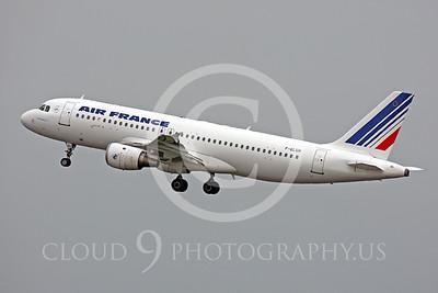 A320 00188 Airbus A320 Air France F-GLGH by Peter J Mancus
