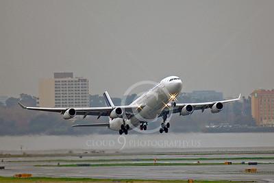 A340 00040 Airbus A340 Air France F-GNIF by Peter J Mancus