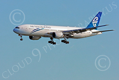 B777 00434 Boeing 777 New Zealand ZK-OKG by Peter J Mancus