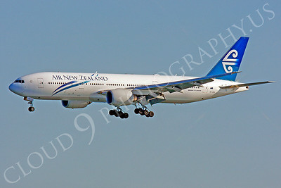 B777 00164 Boeing 777 New Zealand ZK-OKG by Peter J Mancus