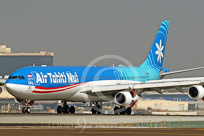 A340 00145 Airbus A340 Air Tahiti Nui by Tim Wagenknecht