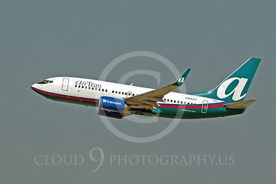 B737 00414 Boeing 737-700 Air Tran N166AT by Tim Wagenknecht
