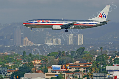 B737 00102 Boeing 737 American Airline N929AN by Peter J Mancus