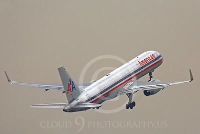 B757 00252 Boeing 757 American by Peter J Mancus