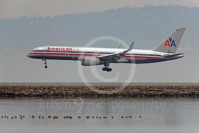 B757 00222 Boeing 757 American N195AN by Peter J Mancus
