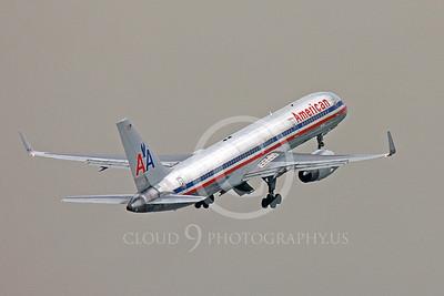 B757 00126 Boeing 757 American by Peter J Mancus