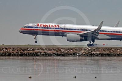 B757 00029 Boeing 757 American N195AN by Peter J Mancus