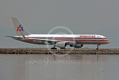 B757 00327 Boeing 757 American N609AA by Peter J Mancus