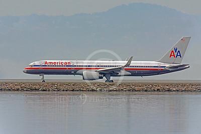 B757 00209 Boeing 757 American N609AA by Peter J Mancus