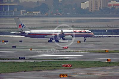 B757 00011 Boeing 757 American N649AA by Peter J Mancus