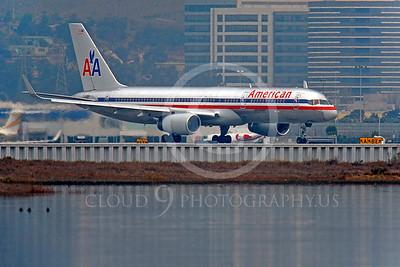 B757 00235 Boeing 757 American by Peter J Mancus