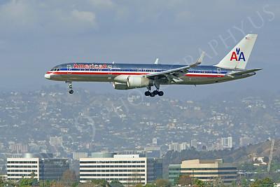 B757 00164 Boeing 757 American Airline N184AN by Peter J Mancus