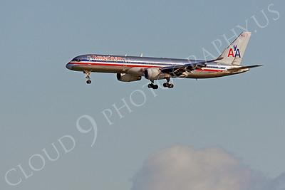 B757 00234 Boeing 757 American N655AA by Peter J Mancus