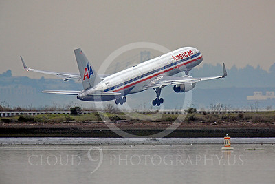 B757 00302 Boeing 757 American by Peter J Mancus