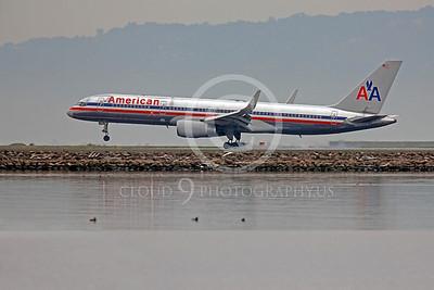 B757 00300 Boeing 757 American N195AN by Peter J Mancus