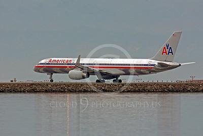 B757 00331 Boeing 757 American N609AA by Peter J Mancus