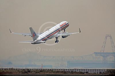 B757 00170 Boeing 757 American by Peter J Mancus