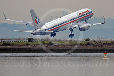 B757 00046 Boeing 757 American by Peter J Mancus