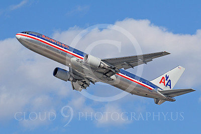 B767 00022 Boeing 767 American Airline N343AN by Tim Wagenknecht