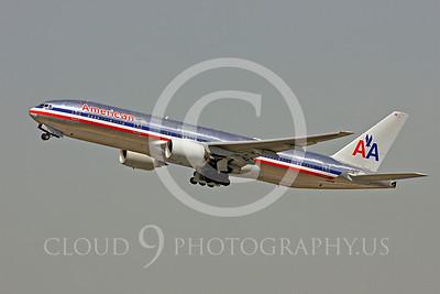 B777 00198 Boeing 777 American N762AN by Peter J Mancus