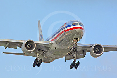 Boeing 777 00002 American Airlines by Carl E Porter