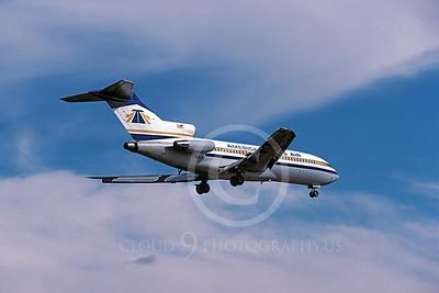 B727 00112 Boeing 727 American Trans Air N287AT by Peter J Mancus
