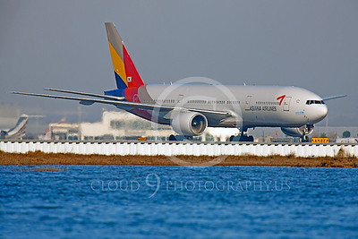 B777 00099 Boeing 777 Asiana HL7500 Kumho Asiana Group by Peter J Mancus