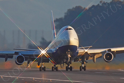 ArtyA 00095 Boeing 747 British Airways by Peter J Mancus