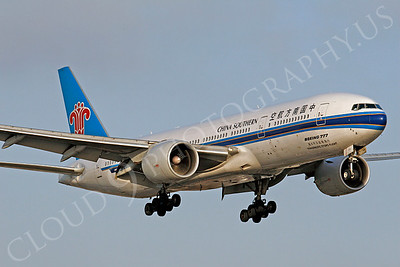 B777 00064 Boeing 777 China Southern by Tim P Wagenknecht