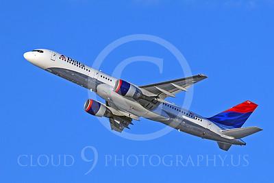 B757 00086 Boeing 757 Delta Airline N6702 by Tim Wagenknecht