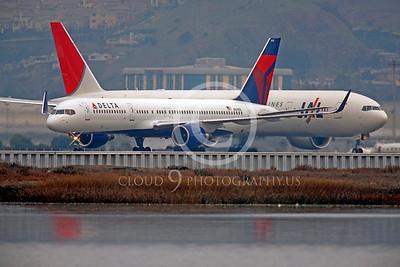 B757 00195 Boeing 757 Delta N649DL by Peter J Mancus