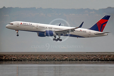B757 00162 Boeing 757 Delta N649DL by Peter J Mancus