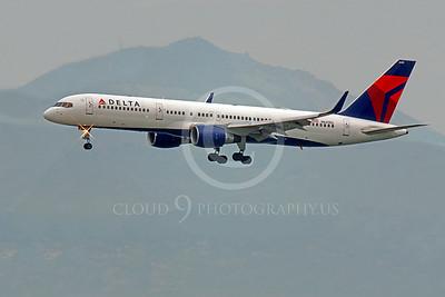 B757 00129 Boeing 757 Delta N649DL by Peter J Mancus