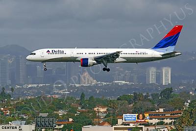 B757 00014 Boeing 757 Delta Airline N666DN by Peter J Mancus