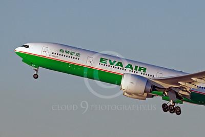 CUNALPJ 00020 Boeing 777 Eva Air B-16707 by Tim P Wagenknecht