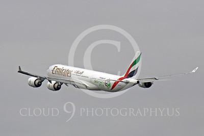 A340 00244 Airbus A340 Emirates A6-ERC by Peter J Mancus