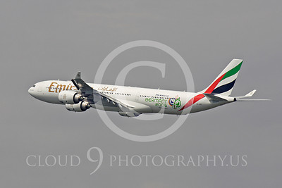 A340 00202 Airbus A340 Emirates A6-ERC by Peter J Mancus