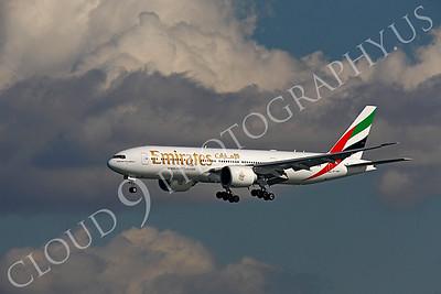 B777 00286 Boeing 777 Emirates A6-EWF by Peter J Mancus