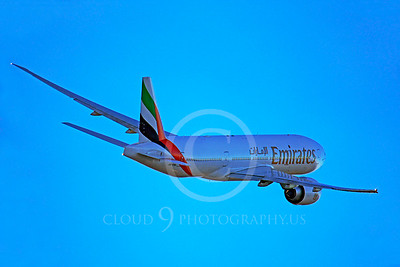 B777 00058 Boeing 777 Emirates by Peter J Mancus