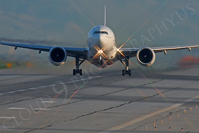 ArtyA 00156 Boeing 777 Emirates by Peter J Mancus