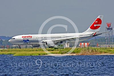 A330 00027 Airbus A330 Eurofly I-EEZA by Peter J Mancus