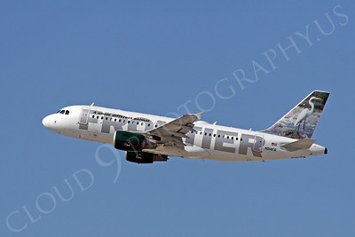 A320P 00050 Airbus A320 Frontier Airline N914FR by Tim Wagenknecht