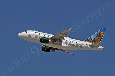 A320P 00008 Airbus A320 Frontier Airline N812FR by Tim Wagenknecht