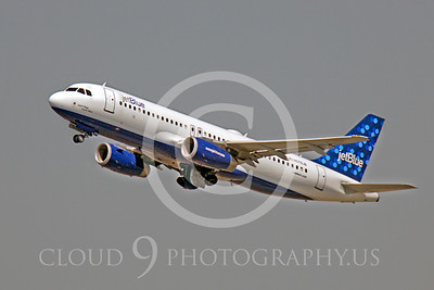 A320 00066 Airbus A320 JetBlue N579JB by Peter J Mancus