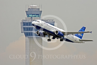 A320 00130 Airbus A320 JetBlue N592JB by Peter J Mancus